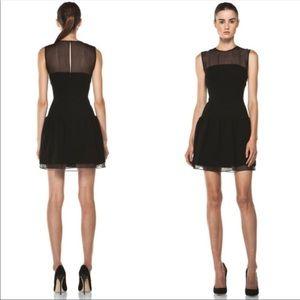DIANE VON FURSTENBERG Yarra Dress in Black
